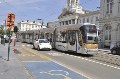 Transports en commun vers l'aéroport Charleroi-Bruxelles Sud en Belgique