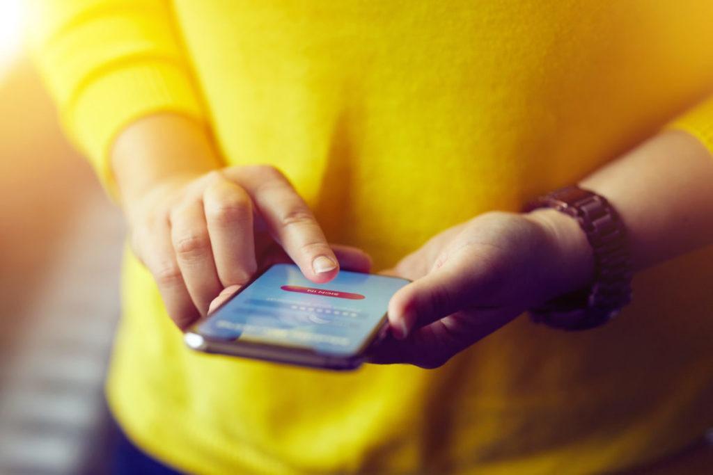 La souscription aux banques mobiles